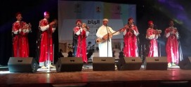 King of Gnawa Hamid El Kasri, 15.11.2012