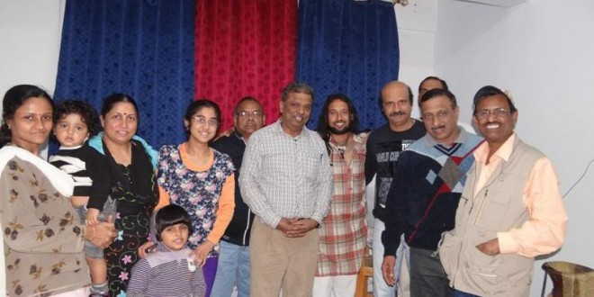 Indian communities meeting, feb & march 2013