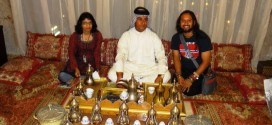 Geetha Pious meeting in Sheraton Basra, Iraq
