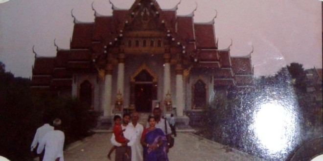 INDIA: my family and travel II