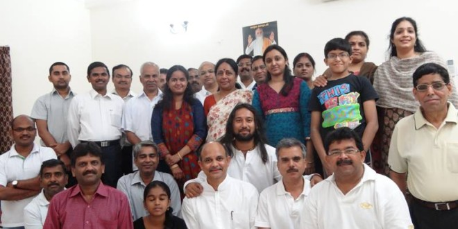 World Peace Maharishi Yoga group in Bahrain