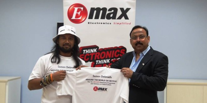 E max and Landmark Group meeting in Dubai, UAE