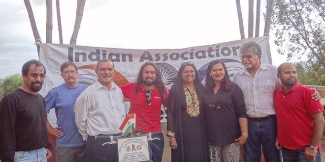 Indian Association of Lesotho, 11 March 2015