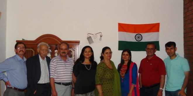 The Honorary Consulate of India, Maseru, Lesotho, 11 March 2015