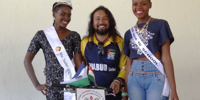 Miss Lesotho, 15 March 2015