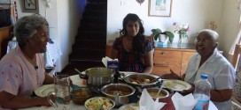 Lunch with Chandra family at their house, Durban, South Africa – 3 March 2015