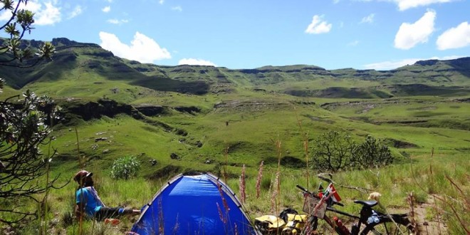 Highest Pub in Africa and Suni Pass, South Africa to Lesotho – 8 march 2015