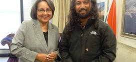 Meeting Mrs Patricia de Lille, Executive Mayor of Cape Town – South Africa, 16 April 2015