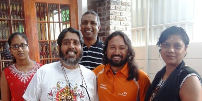 Shiva Temple Cape Town South Africa 12 April 2015