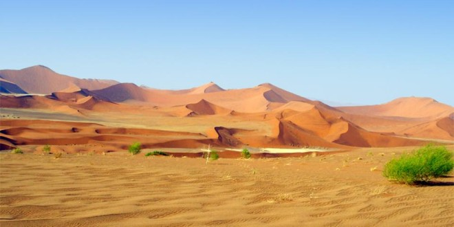 Crossing the Namib Desert on my bicycle – 3/07/2015